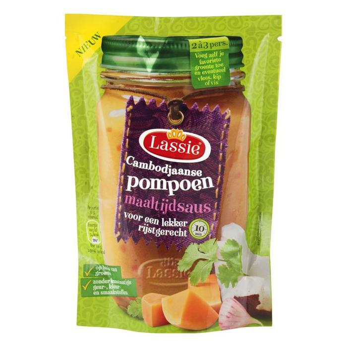Cambodjaanse Pompoen Maaltijdsaus 270 g (270g)