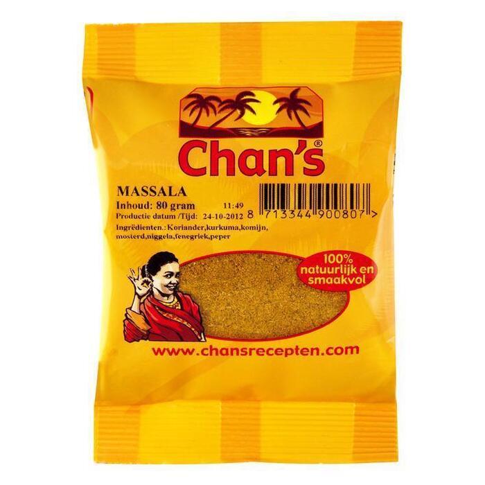 Chan's Massala (80g)