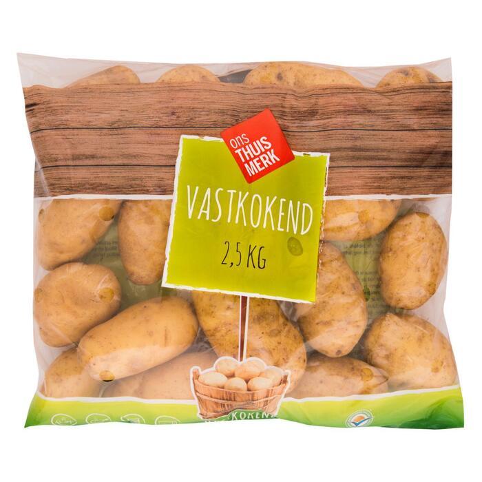 Aardappelen vastkokend (2.5kg)
