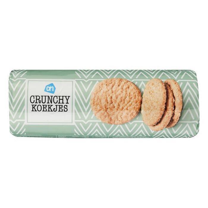 AH Crunchy haverkoekjes (400g)