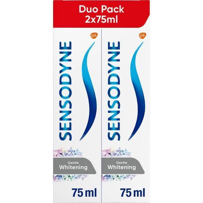 Sensodyne Multicare Dagelijkse Tandpasta voor Gevoelige Tanden Duo Pack 2 x 75 ml (150ml)