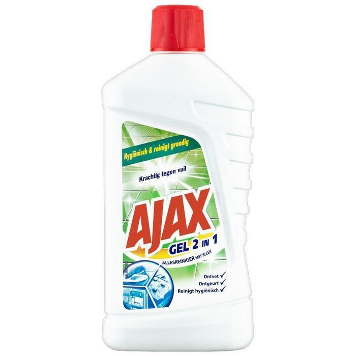 Ajax Huishoudreiniger 2 in 1 (1L)