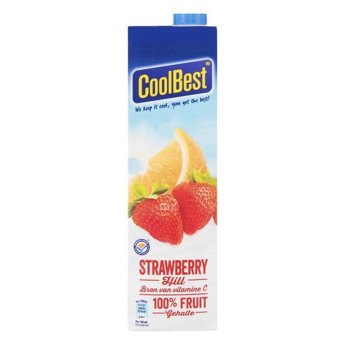 Coolbest Strawberry hill (1L)