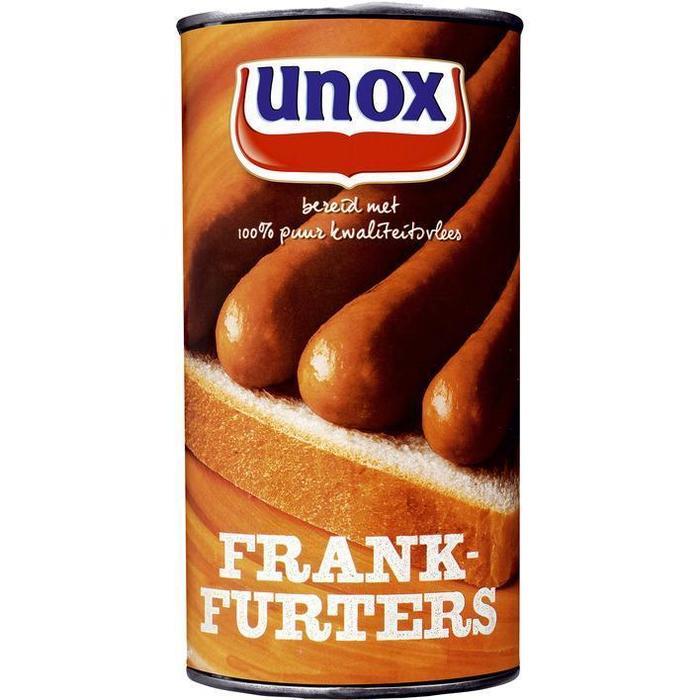 Unox Blik frankfurters (300g)