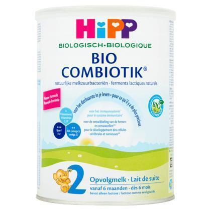 Opvolgmelk Combiotik 2 (Stuk, 20g)
