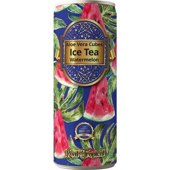 Real Tropical Ice tea Watermeloen (33cl)