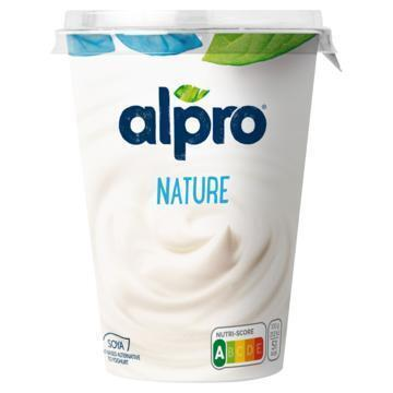 Naturel Soya yoghurt (Stuk, 500g)