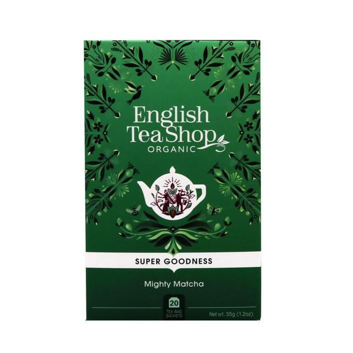 English Tea Shop Tea mighty matcha bio (20 × 35g)
