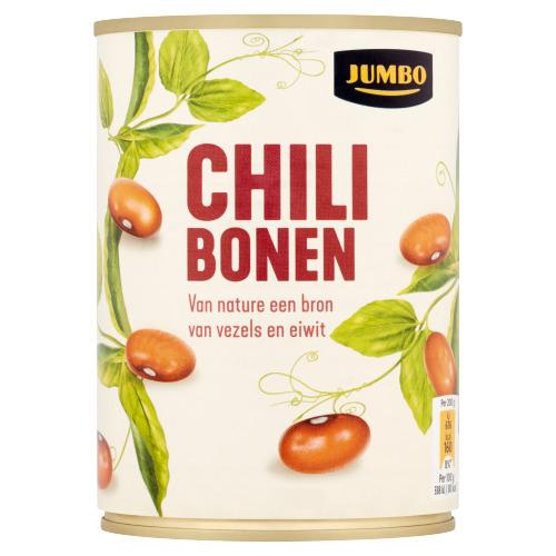 Jumbo Chili Bonen 400 g (400g)