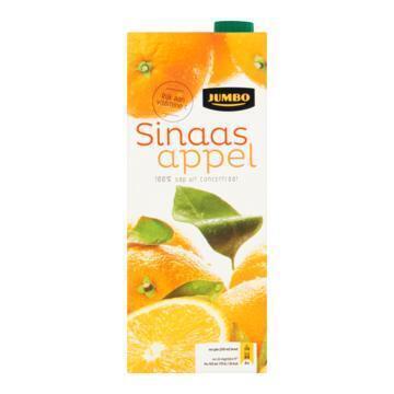 Jumbo Sinaasappel 100% Sap uit Concentraat 1,5 L (1.5L)