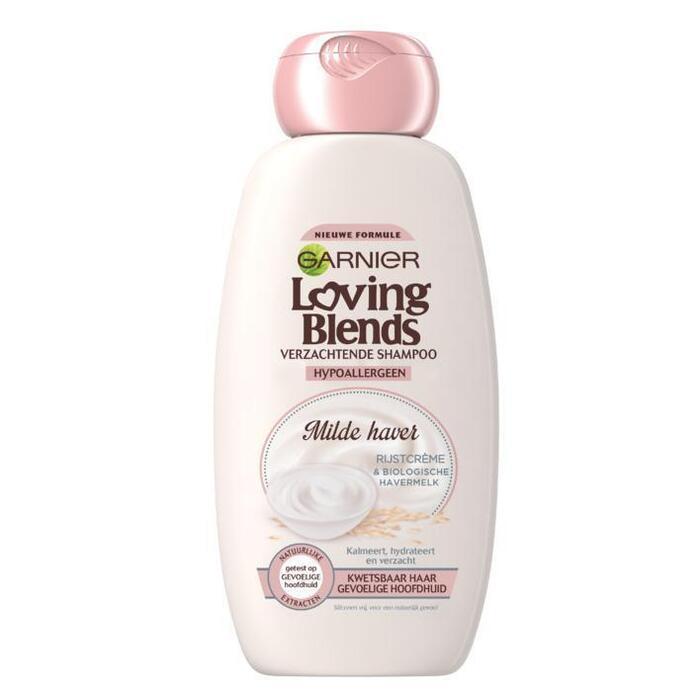 Loving Blends Milde haver shampoo (30cl)