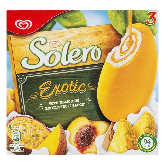 Ola Solero exotic (3 × 264ml)