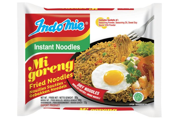 Indo Mie Instant Noodles Mi Goreng 80 g (80g)