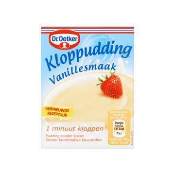 Kloppudding Vanille (Stuk, 74g)