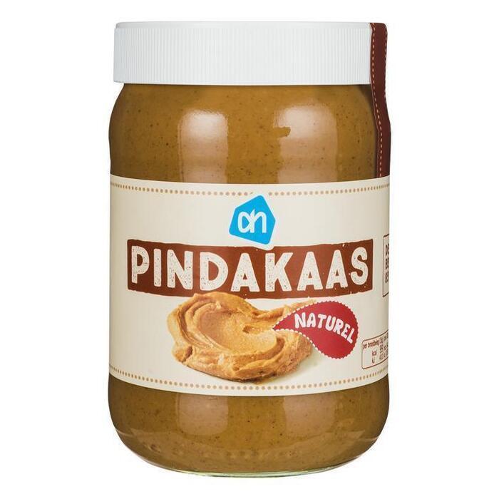 AH Pindakaas naturel (600g)