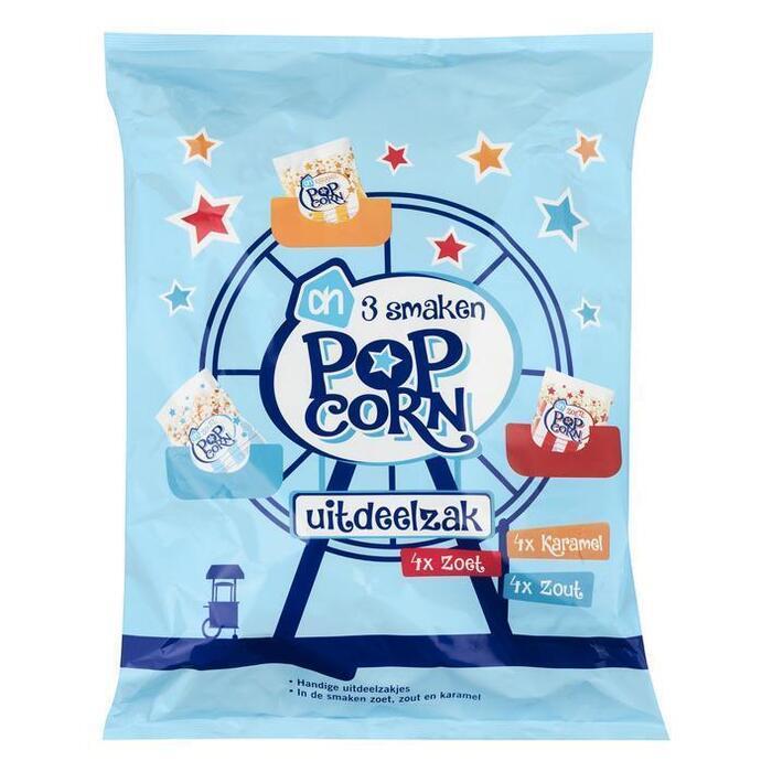 AH Multipack popcorn (280g)