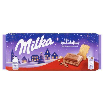 Milka Speculaas (tablt, 100g)
