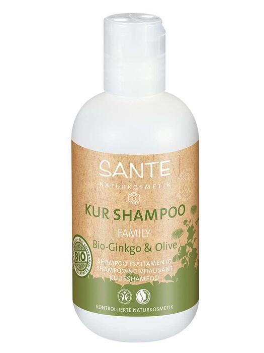 Family Kuurshampoo Bio-Ginkgo-Olijf SANTE 200ml (200ml)