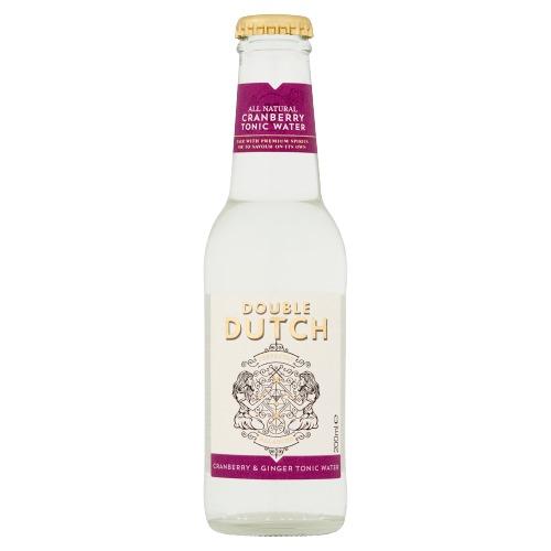 Double Dutch Cranberry Tonic (200ml)