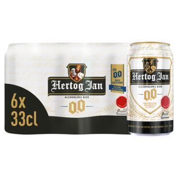 Pilsener alcoholvrij 6x33 cl (rol, 6 × 33cl)