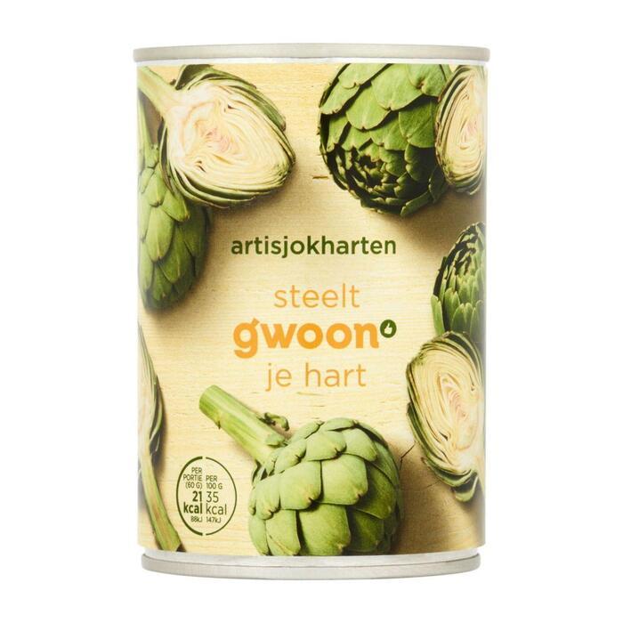 g'woon Artisjokharten (390g)