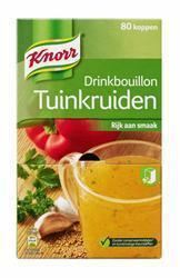 Drinkbouillon Tuinkruiden (80 zakjes) (288g)