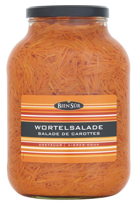 Bien Sûr Wortelsalade Zoetzuur 2450 g (2.45kg)
