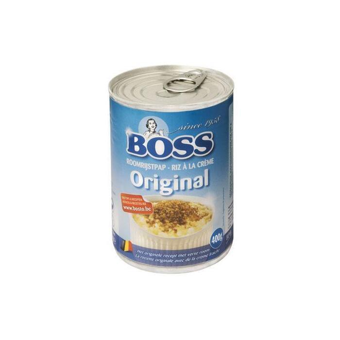 Boss Roomrijstpap (400g)