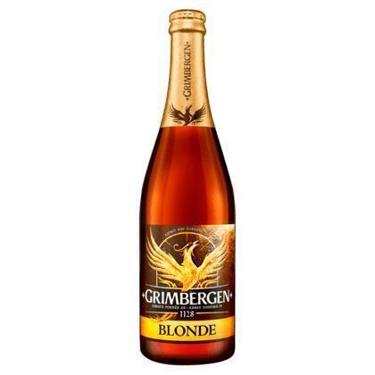 Grimbergen Blond Fles 75 cl (0.75L)