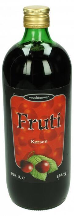Fruti Vruchtenwijn kersen (1L)