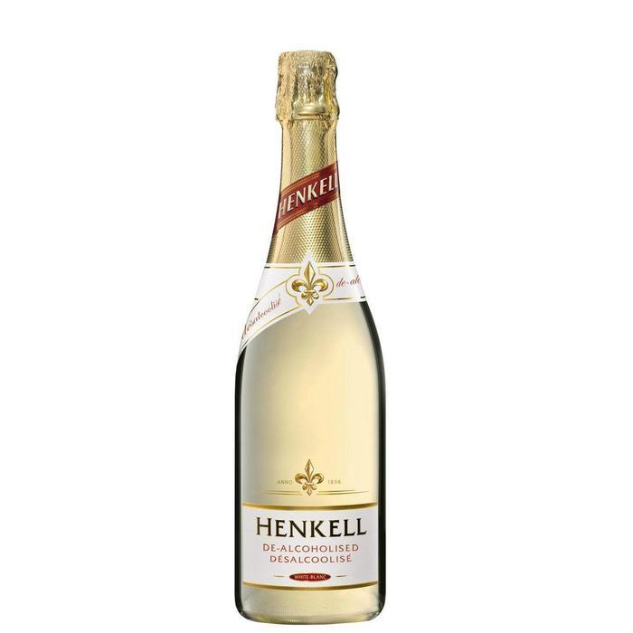 Henkell Witte wijn alcoholvrij (0.75L)