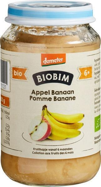 Appel Banaan 6+ (190g)