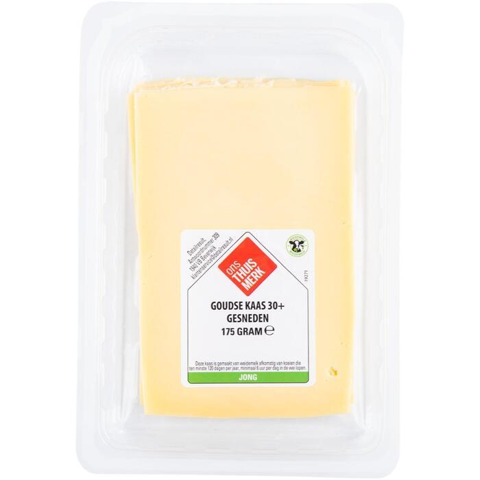 30+ jonge kaas gesneden (175g)