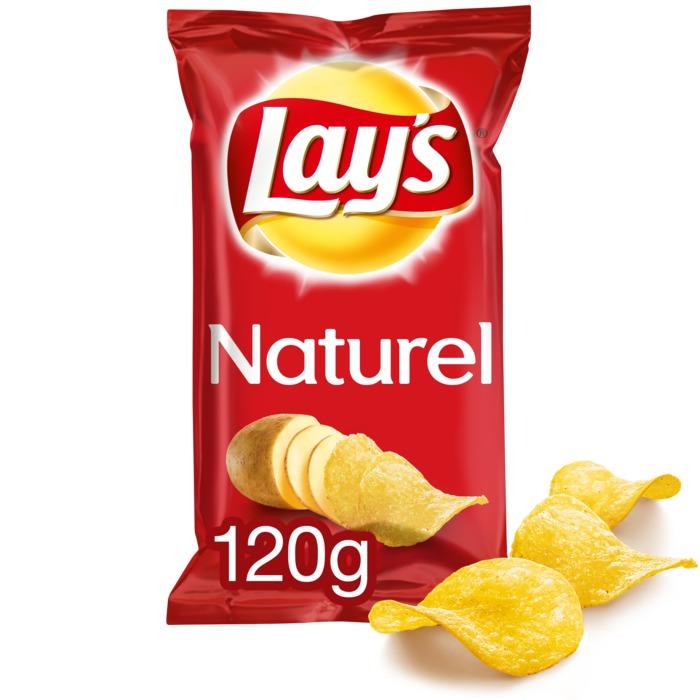 Naturel chips (120g)
