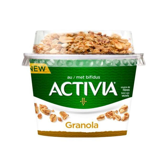 Activia Yoghurt Breakfast Granola 165 g (165g)
