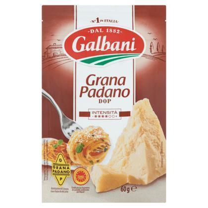 Grana Padano geraspt (60g)