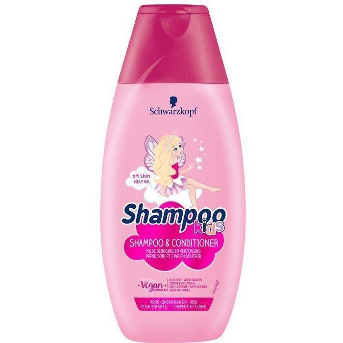 Schwarzkopf Kids Shampoo & Conditioner 250ml (250ml)