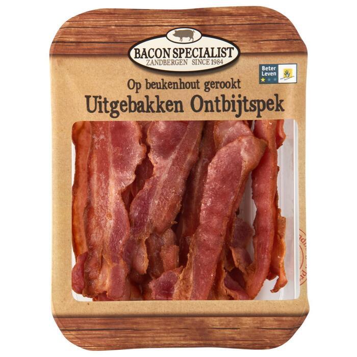 Crispy bacon (Stuk, 80g)