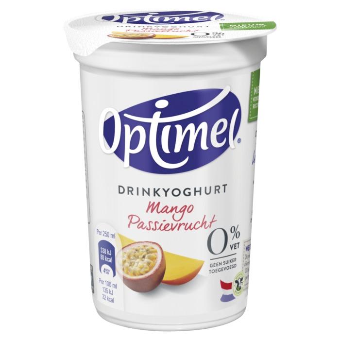 Optimel, Passievrucht Mango Drink (250ml)