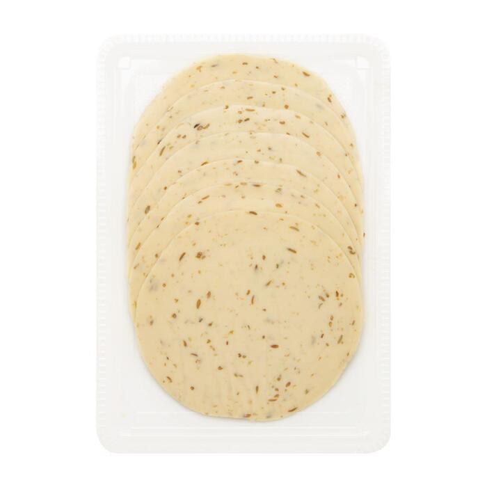 Coop Leijdenaar 40+ kaas plakken (125g)