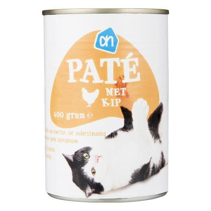 AH Paté kip (voor de kat) (400g)