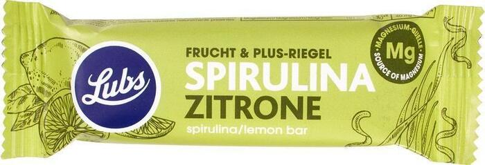 Fruitreep spirulina-lemon (40g)