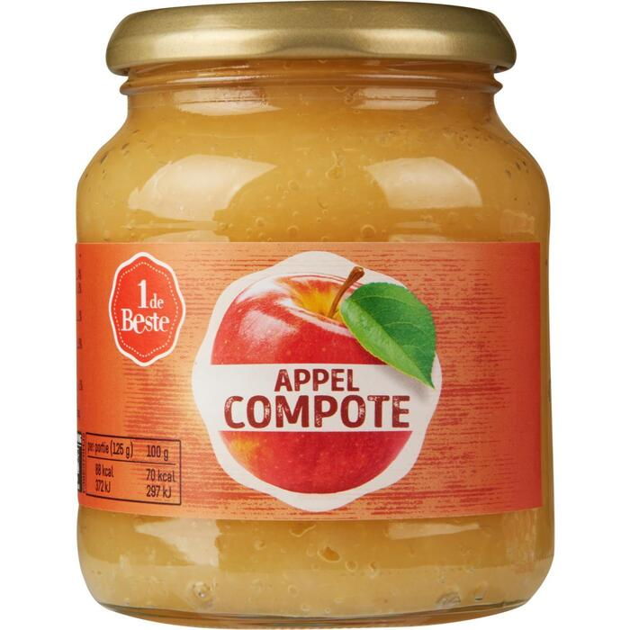 Appelcompote extra kwaliteit (350g)