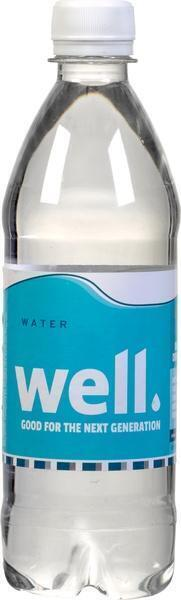 Well Water (Petfles, 0.5L)