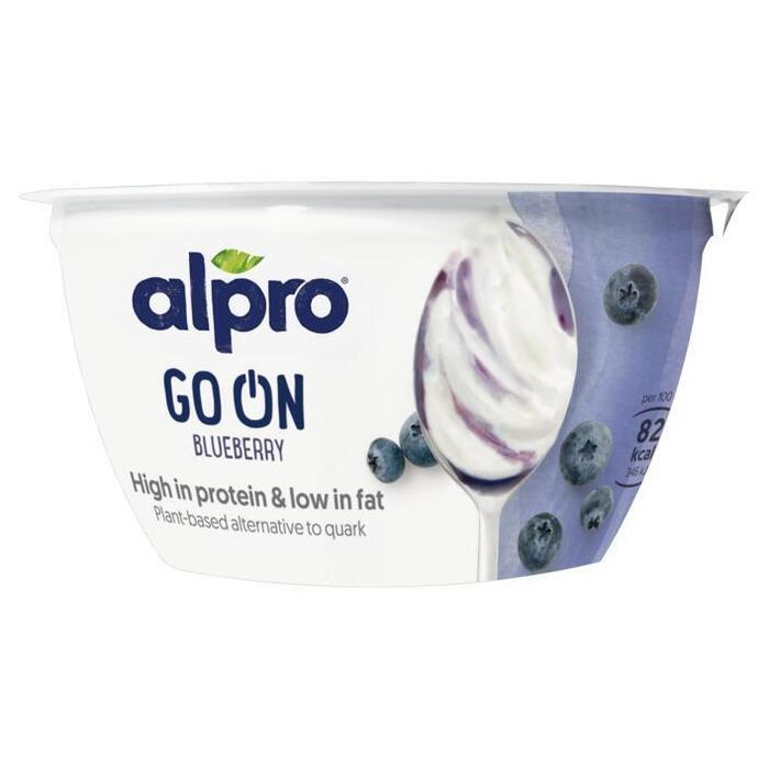 Alpro Go on blueberry (150g)