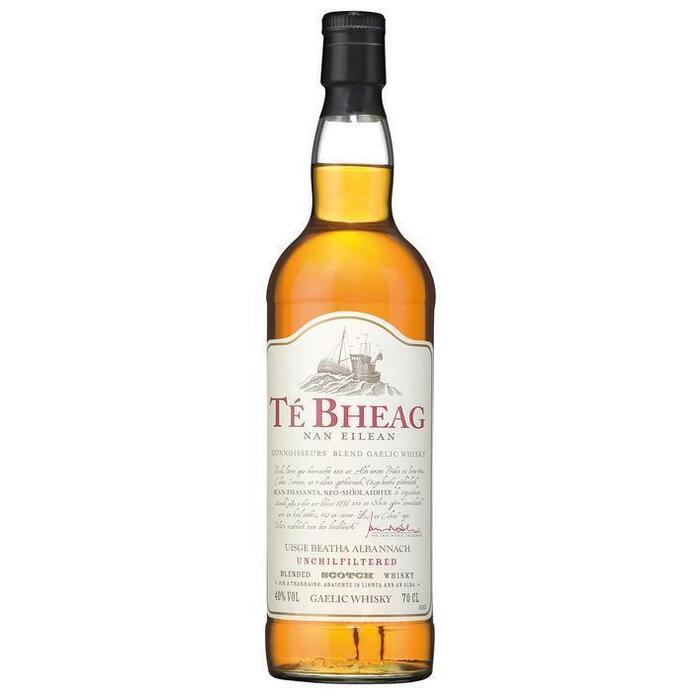 Té Bheag Blended Scotch whisky (rol, 0.7L)