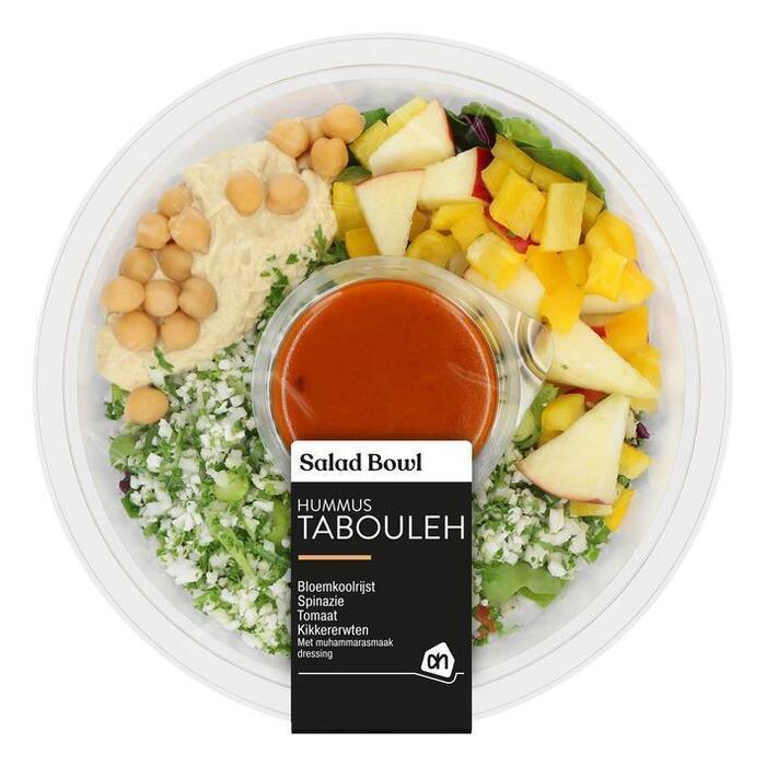 AH Saladebowl tabouleh hummus (383g)