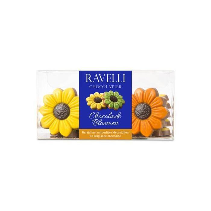Ravelli Chocolade bloemen (175g)