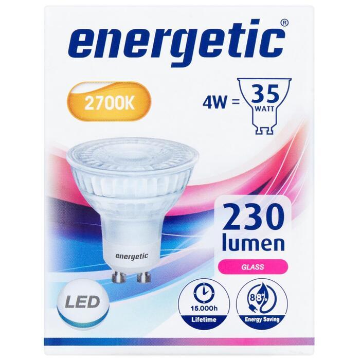 Energetic Led reflecterend g10 35w (stuk)