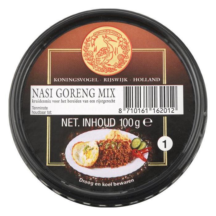 Koningsvogel Nasi Goreng Mix 100g (100g)